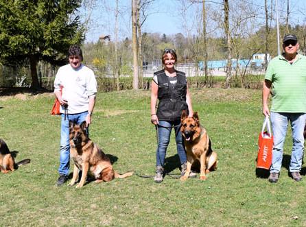 4 Wolfsgrüebler erfolgreich in der Lützelmurg