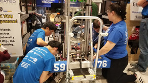 CMH Robotics Team Shows Great Result at Regional Competitions