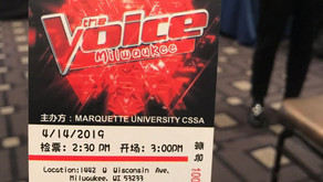 Martin Lin Takes the First Place in The Voice Milwaukee