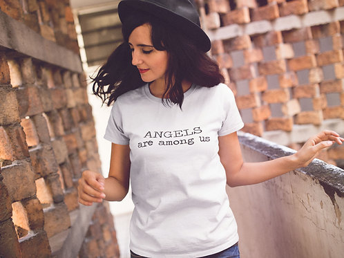 Angels Among Us Tee