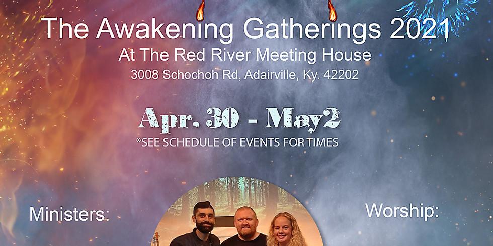 Awakening Gatherings @ Red River Meeting House