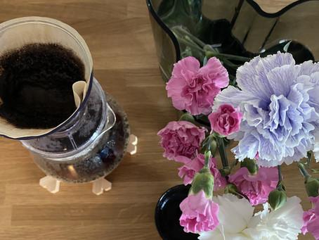 毎朝のcoffee time