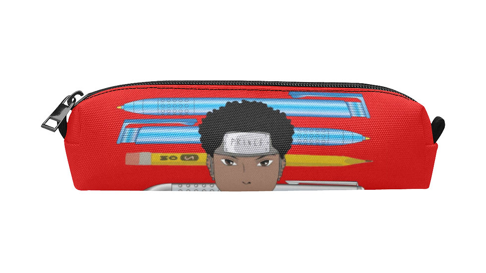 Prince Fabric Pencil Pouch
