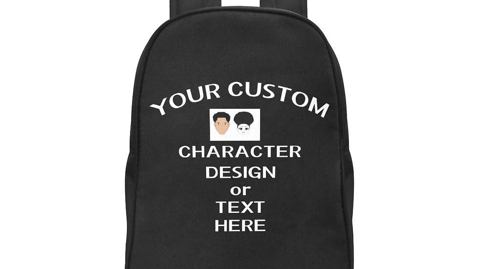 Custom Fabric Backpack