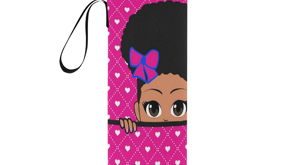 Dahliah Peek-a-Boo Neoprene Water Bottle Pouch