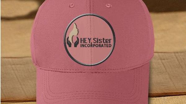 HEY, Sister.org  Logo Women's Cap