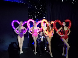 Show Girl Costumes 2017