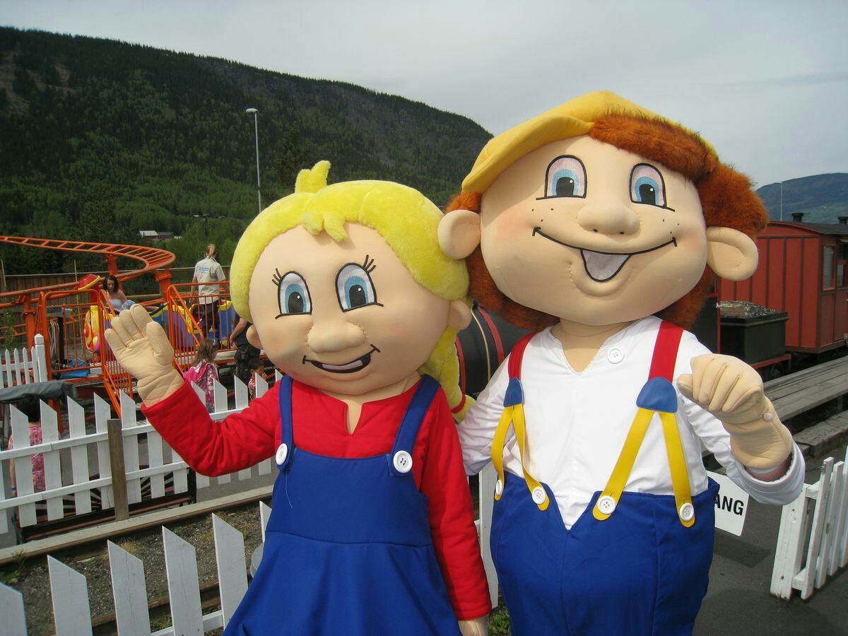 Helga & Olga