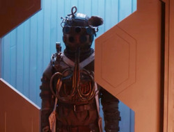 Dr Who, Empress of Mars