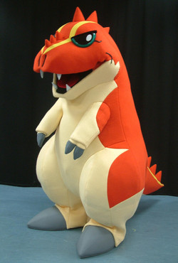 Terry-Dinosaur King