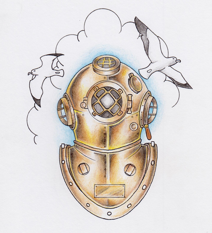 divinghelmet