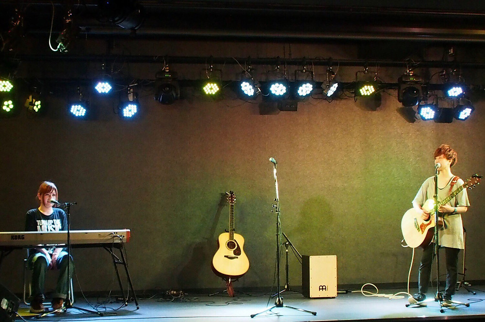 soundream サウンドリーム ブログ画像 路上ライブ練習