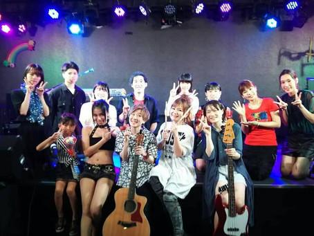 soundream LIVE 10回目!!