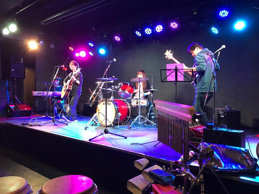 soundream バンド練習
