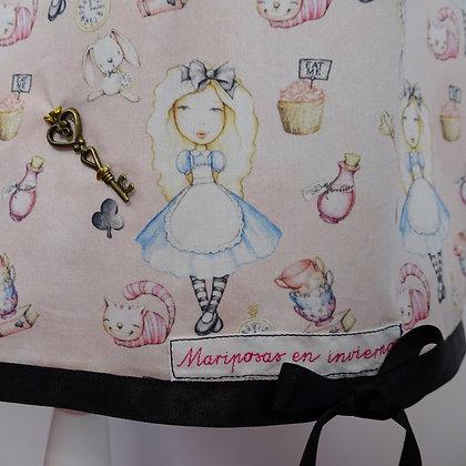 Falda La LLave de Alice, Alicia en el país de las maravillas, Alice in Wonderland