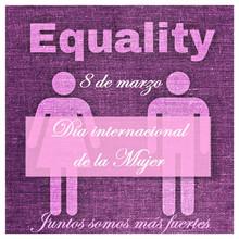 ¿Día Internacional de la Mujer? ¿8 de marzo?