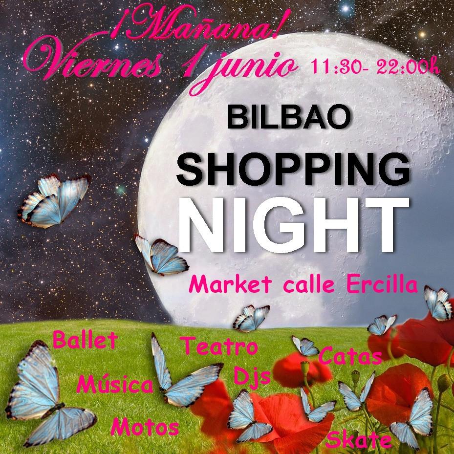 Bilbao Shopping Night