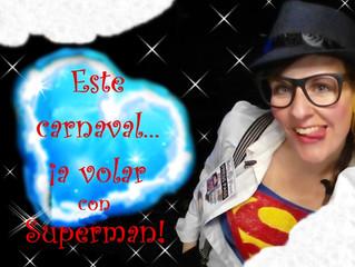 ¡Disfraz fácil y original de Superman!