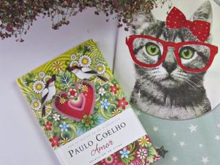 El amor convertido en libro por Coelho y Estrada.