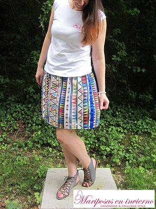 Falda Banderitas de fiesta