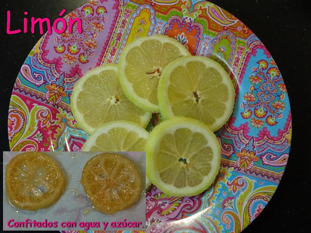 Limón para la decoración