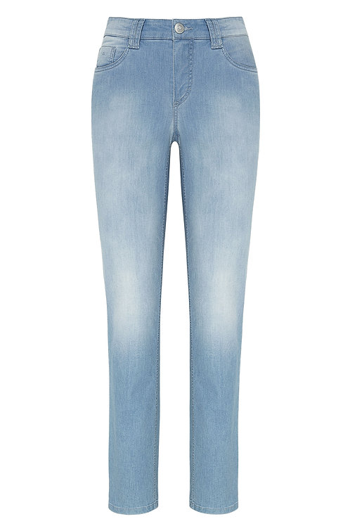 Shaping Jeans BODY PERFECT – bleached denim