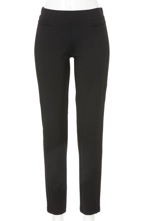 Leggings Pamela – schwarz Jersey