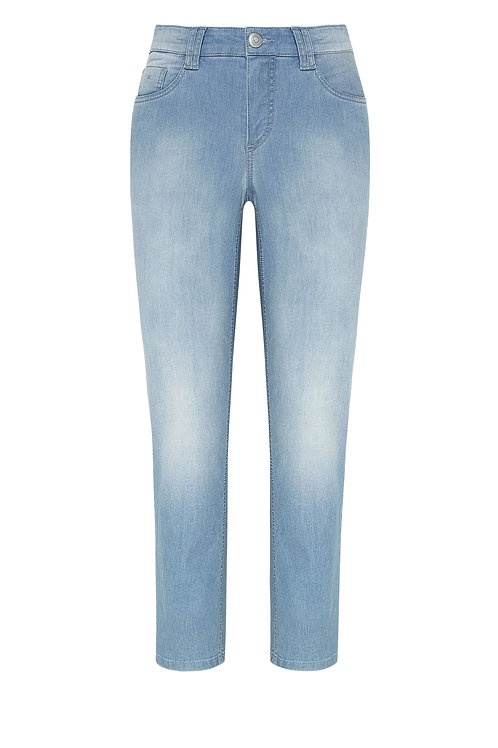 Shaping Jeans BODY PERFECT 72 – bleached denim