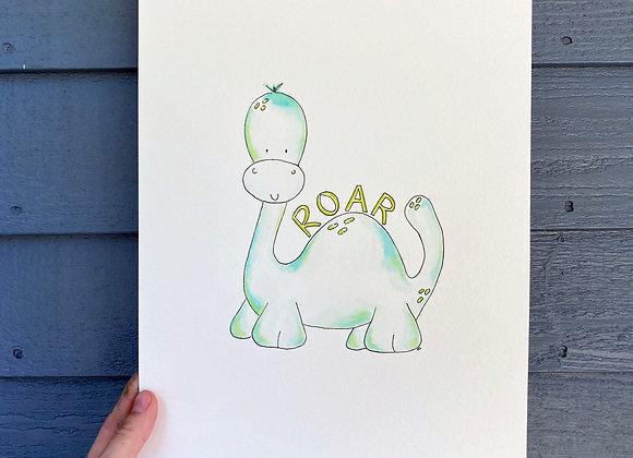 Roar I'm a Dinosaur!