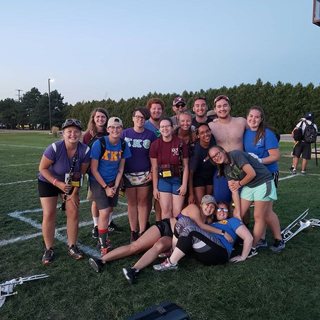 Can't believe band camp is over!