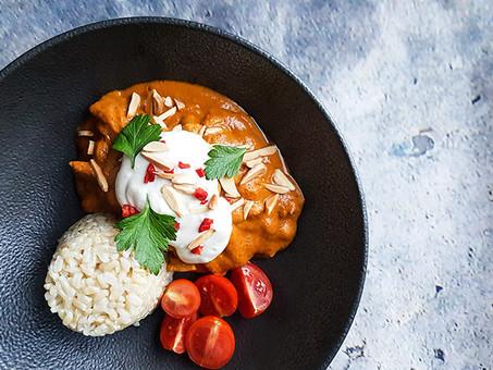 Creamy Jackfruit Curry