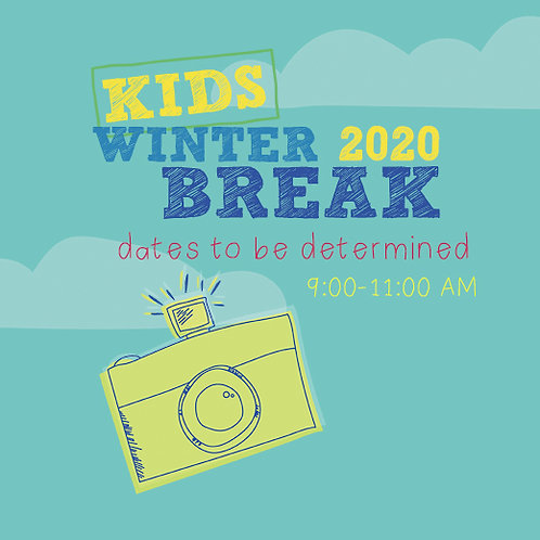 Winter Break Kids Camp