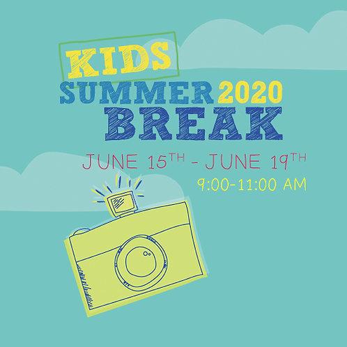 Summer Break Kids Camp