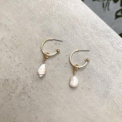 Empty Hoop Earrings