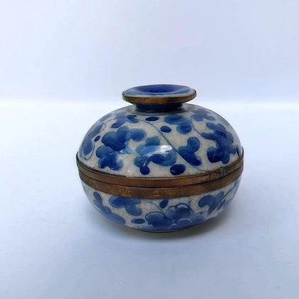 Porcelain Round Trinket 2