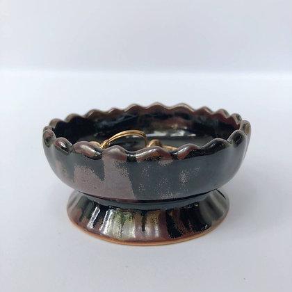 Lily Ceramic Trinket