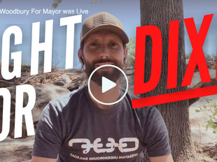 How To FIGHT FOR DIXIE (plus a personal story)