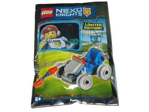 Knight Racer foil pack 271606