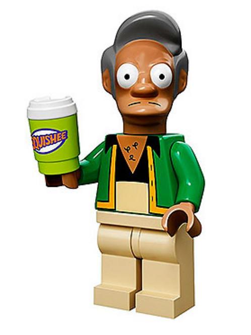 Lego Minifigür Simpsons Ahu Namaspeenapetion No:11