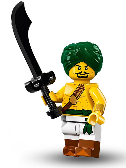 Lego Minifigür Seri 16 Desert Warrior