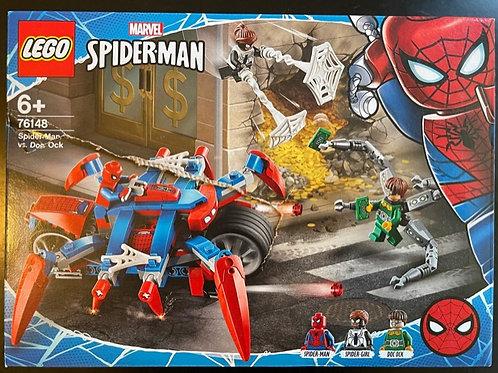 OUTLET - LEGO Marvel Super Heroes Spider-Man Doktor Octopus'a Karşı 76148