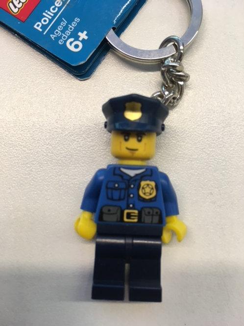 Lego Anahtarlık Policeman