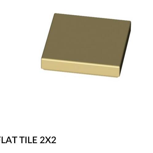Flat Tile 2x2