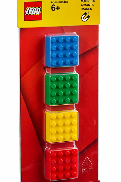 LEGO® 4x4 Brick Magnets 853901