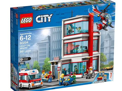 Lego City 60204 City Hospital