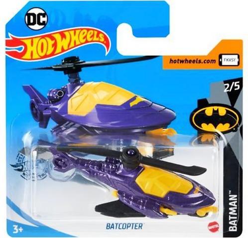 Hot Wheels Batcopter