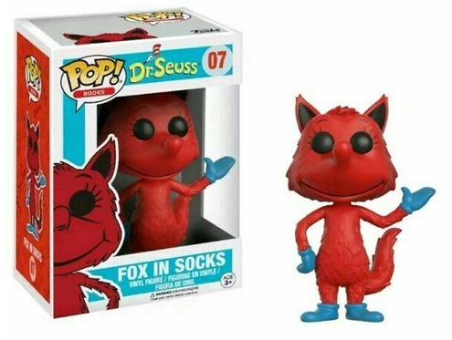 Funko Pop Books 07 Fox in Socks