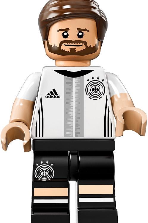Lego Minifigür Seri DFB Shkodran Mustafi No:6