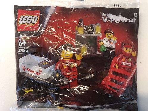 Lego 30196 Shell F1 Team Polybag