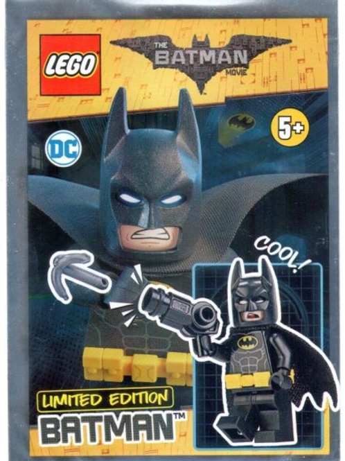 Batman foil pack 211803